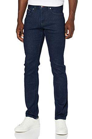 Tommy Hilfiger Męskie wąskie spodnie Bleecker Hstr Selby Blue