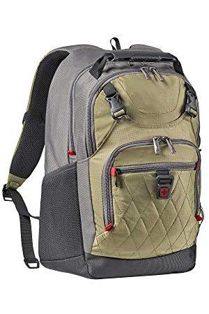Wenger 602661 PRIAM 40 cm plecak z kieszenią na tablet w kolorze zielonym {30 litrów}