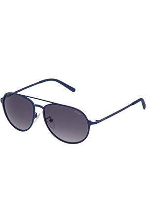 Sting Męskie okulary przeciwsłoneczne SST00455092E niebieskie (azul), 55.0