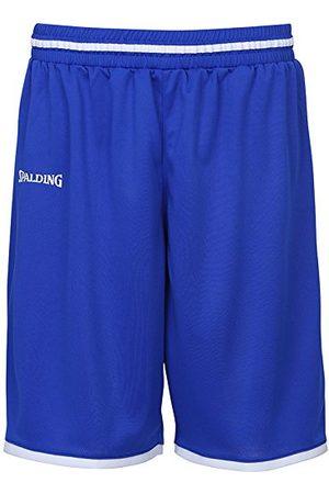 Spalding Mens 300514003_XL szorty, niebieskie, białe