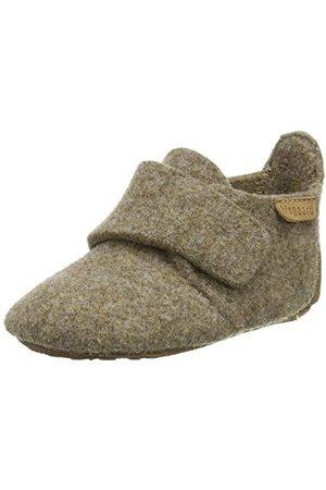 Bisgaard Dziewczęce kapcie Baby Wool, - Braun Camel 46-25 EU