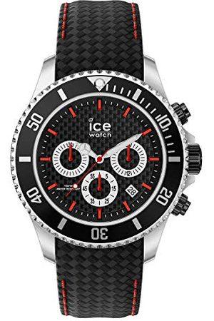 Ice-Watch ICE steel - Black racing - Large - CH