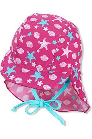 Sterntaler Sealife czapka z daszkiem dla niemowląt i dziewczynek, kapelusz przeciwsłoneczny