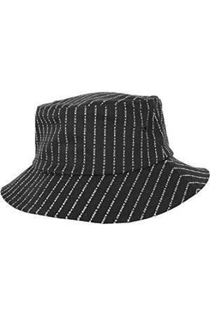 Mister Tee Unisex F Y Bucket Hat czapka wędkarska, czarna (Black 00007), (rozmiar producenta: One Size)