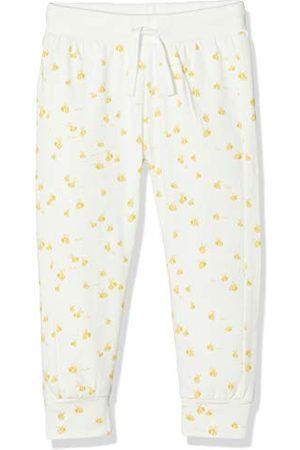 Imps & Elfs Unisex Baby U Slim Fit Pants Darling AOP spodnie dziecięce