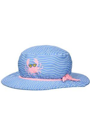 Playshoes Dziewczęcy kapelusz przeciwsłoneczny na rak