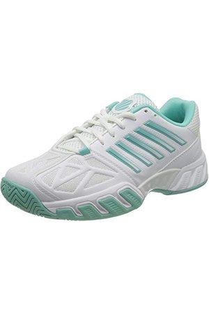 Dunlop Damskie buty sportowe Bigshot Light 3, - White Aruba Blue - 37 eu