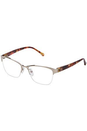Loewe Unisex dla dorosłych VLWA21M530594 oprawka okularów, złoto (Shiny Light Gold), 55