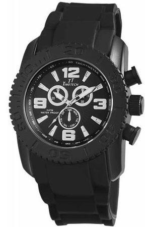 Shaghafi Męski analogowy zegarek kwarcowy z kauczukowym paskiem 22747100006
