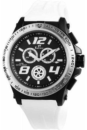 Shaghafi Męski analogowy zegarek kwarcowy z kauczukowym paskiem 22742100005