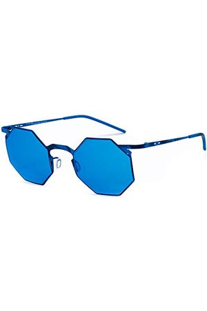 Italia Independent Uniseks dla dorosłych 0205-023-000 okulary przeciwsłoneczne, niebieskie (Azul), 47.0