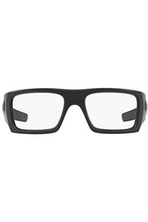 Oakley Męskie okulary przeciwsłoneczne OO9328-04, czarne, XL