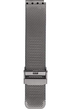 Bering Unisex dorosły pasek do zegarka ze stali nierdzewnej PT-15540-BMTX