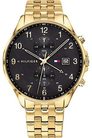 Tommy Hilfiger Męski multicyferblat kwarcowy zegarek na rękę West bransoletka Rozmiar uniwersalny /