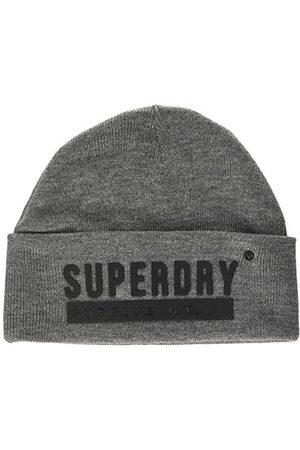 Superdry Męska czapka z dzianiny Surplus Silicone Beanie