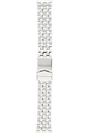 Morellato Metalowa bransoletka do zegarka męskiego BILBAO 22 mm A02U01970130220099