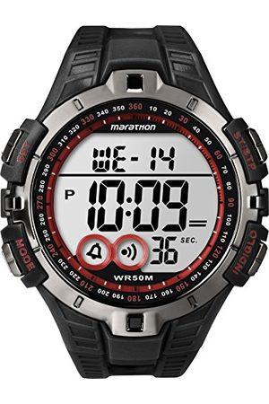 Timex Męski zegarek na rękę cyfrowy kwarcowy plastik Pasek