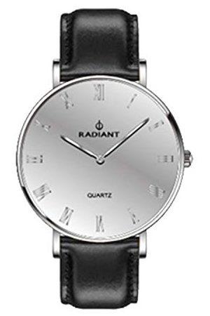 Radiant Męski analogowy zegarek kwarcowy ze skórzanym paskiem RA379605