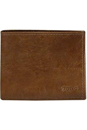 TOTTO AC51BDC012-1810C-T07 męski portfel, skóra, Maxi