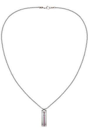 Tommy Hilfiger Jewelry 2790169 męski łańcuszek z wisiorkiem i stali nierdzewnej