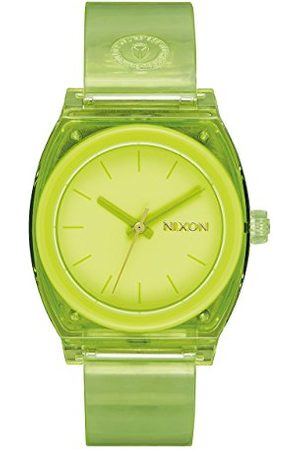 Nixon Damski analogowy kwarcowy Smart Watch zegarek na rękę z poliwęglanowym paskiem A1215-536-00