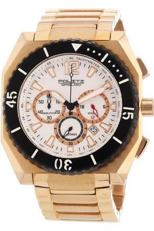 POLITI OROLOGI Męski zegarek na rękę chronograf OR3831