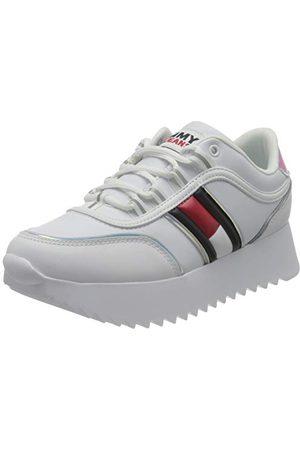 Tommy Hilfiger Damskie buty opalizujące High Cleated, - 39 EU