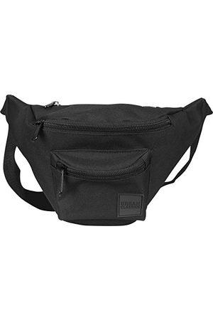 Urban classics Triple-Zip Hip Bag torba na ramię, 30 cm, czarna