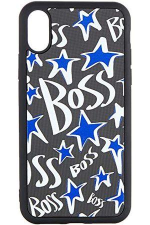 HUGO BOSS Pcover_JT etui na telefon komórkowy męskie, - (Black1) - 8