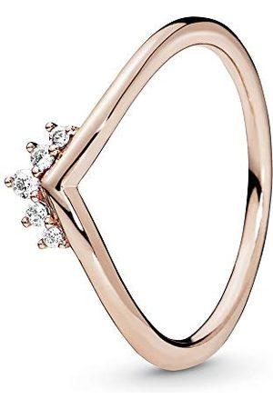 PANDORA Damski pierścionek ze srebra wysokiej próby - 188282CZ-50
