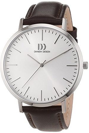 Danish Design Męski zegarek na rękę analogowy kwarcowy skóra 3314508