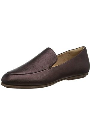 FitFlop Damskie buty Lena Loafers, - Braun Chocolate Brown 167-38 EU