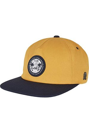 Cayler & Sons Unisex Baseballówka C&S CL Holidays Strong Deconstructed Cap Baseballkappe, Yellow/mc, jeden rozmiar
