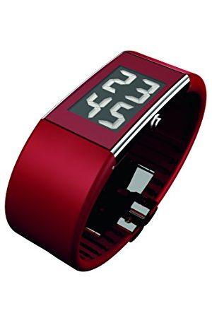 Rosendahl Męski cyfrowy zegarek kwarcowy z plastikowym paskiem 43108