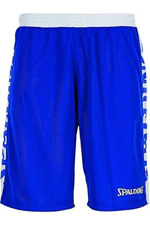 Spalding Mens 300502502_XL szorty, niebieskie, białe