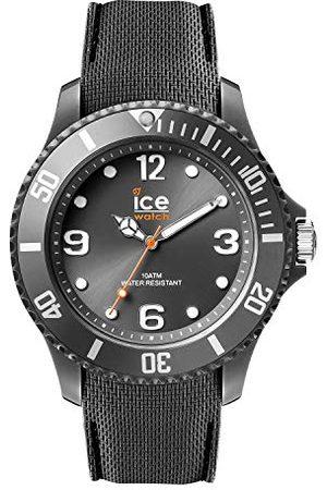 Ice-Watch ICE sześćdziesiąt dziewięć antracyt - męski zegarek na rękę z silikonowym paskiem - 007268 (duży)