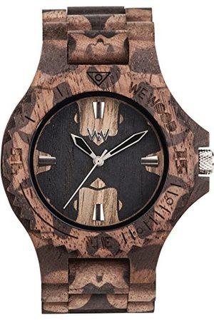WeWood WW40001 męski analogowy zegarek kwarcowy Smart Watch z drewnianą bransoletką