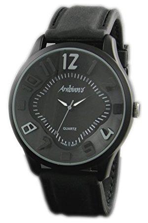 ARABIANS Męski analogowy zegarek kwarcowy z gumową bransoletką HBA2065N