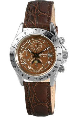 Stolzenberg Męski zegarek na rękę analogowy automatyczny ST2700290007