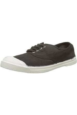 Bensimon Damskie buty sportowe tenisowe Lacet Femme, - karbon. - 38 EU