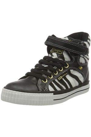 British Knights Atoll dziewczęce buty sportowe, Zebra Schwarz - 30 EU