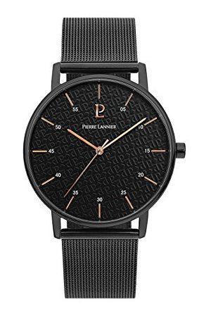 Pierre Lannier Męski zegarek analogowy kwarcowy – 203F438