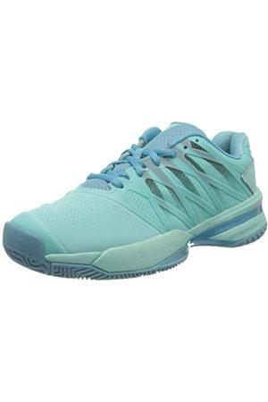 Dunlop Damskie buty typu sneaker Ultrashot 2, - Aruba Blue Malibu Blue Soft Neon Pink - 40 EU