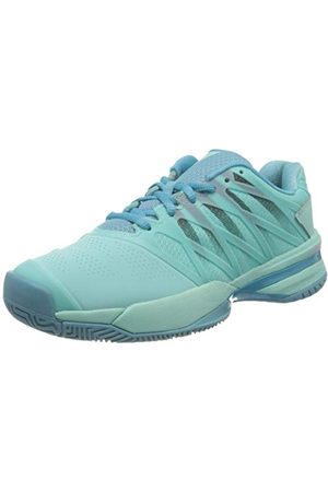 Dunlop Ultrashot 2 męskie buty typu sneaker, - Aruba Blue Malibu Blue Soft Neon Pink - 39.5 EU
