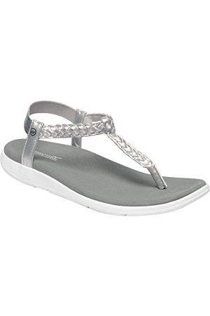 Regatta Damskie Santa Luna' skóra PU elastyczny pasek na piętę lekkie gumowe podeszwy sandały, - 36 EU