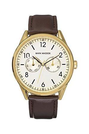 Mark Maddox Męski zegarek na rękę analogowy cyfrowy kwarcowy poliuretan HC0007-24