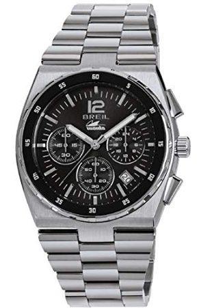 Breil Męski chronograf kwarcowy zegarek z bransoletką ze stali szlachetnej TW1639