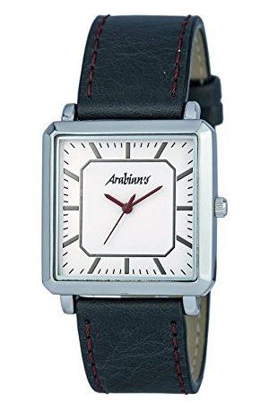 ARABIANS Męski analogowy zegarek kwarcowy ze skórzanym paskiem HBA2256N