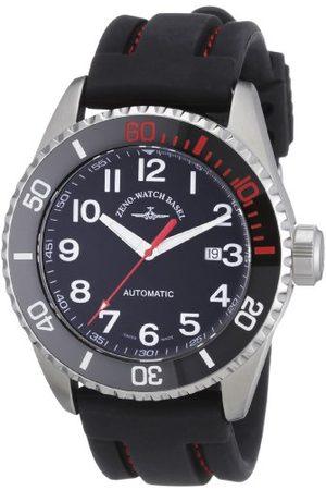 Zeno Męski zegarek na rękę XL Diver analogowy automatyczny kauczuk 6492-a1-17