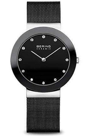 Bering 11435-102 analogowy zegarek kwarcowy dla dorosłych unisex zegarek kwarcowy z bransoletką ze stali nierdzewnej